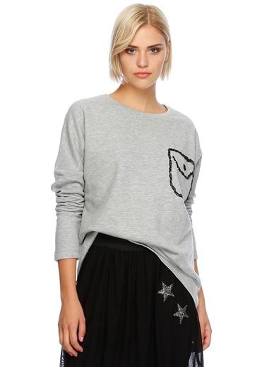 Sweatshirt-Black Pepper